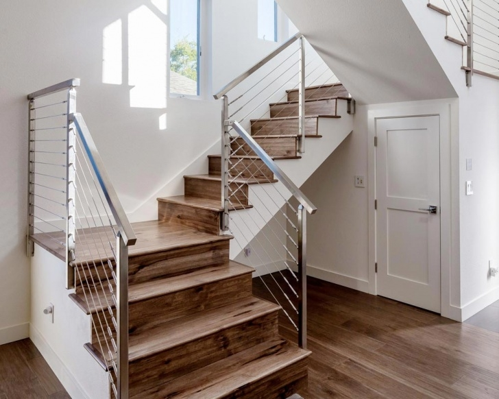 Most Creative Converting Carpeted Stairs To Wood Photo 720