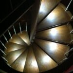 Most Creative Custom Spiral Staircase Image 643