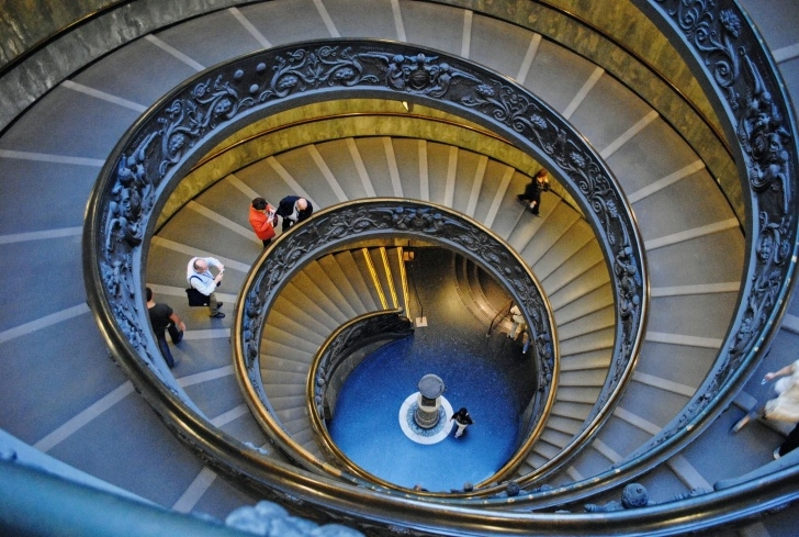 Most Creative Famous Spiral Staircase Photo 318