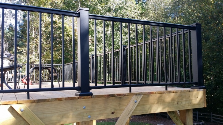 Most Creative Handrails For Decks Image 510