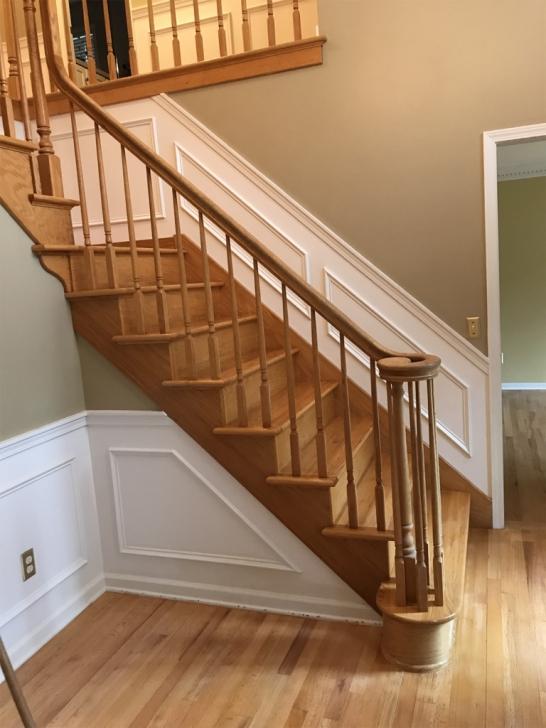 Most Creative Hardwood Floor Steps Image 375