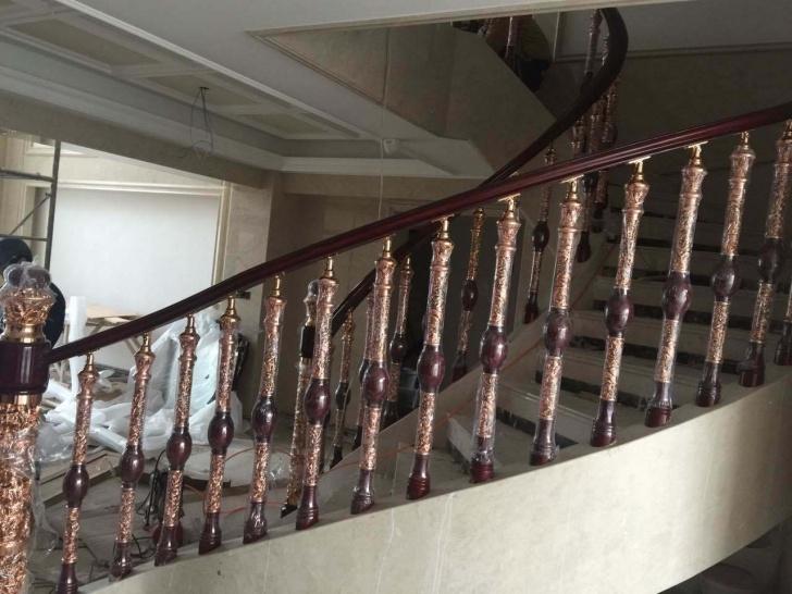 Most Creative Indoor Balcony Railing Image 344