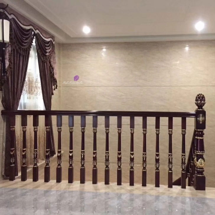 Most Creative Indoor Wood Railing Photo 184