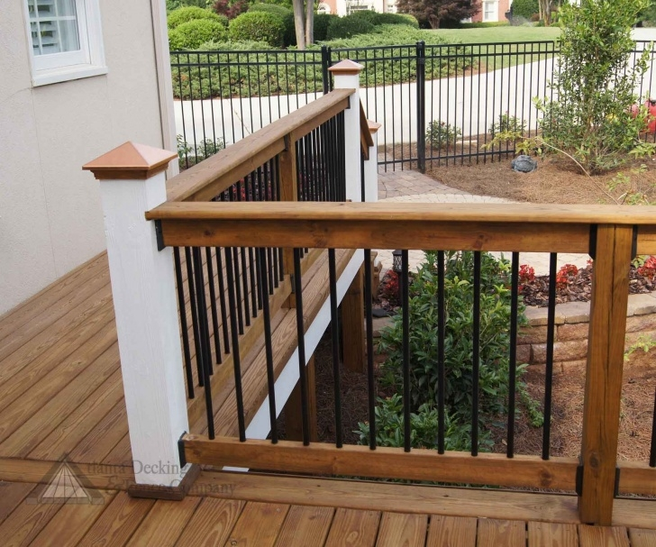 Most Creative Lowes Outdoor Handrail Picture 048