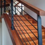 Most Creative Metal And Wood Stairs Image 897