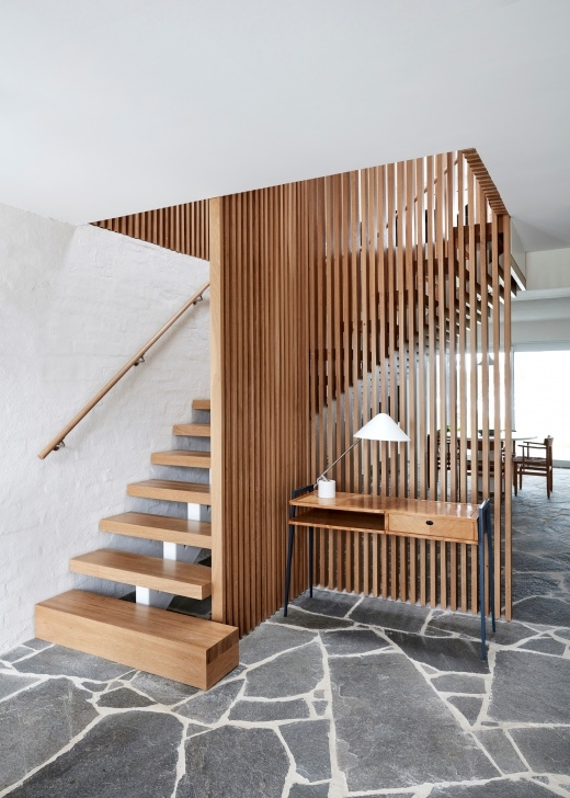 Most Creative Mid Century Modern Stairs Image 428