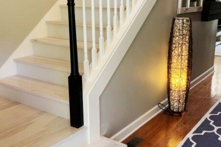 Poplar Stair Treads