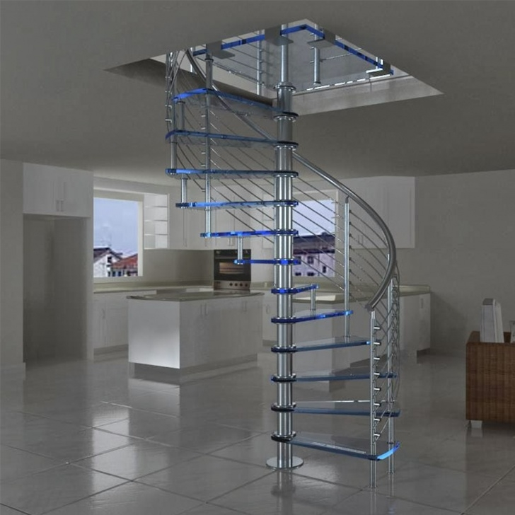 Most Creative Prefabricated Metal Stairs Picture 547