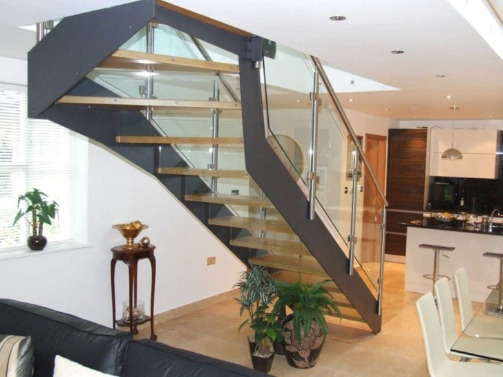 Most Creative Quarter Turn Staircase Design Image 496