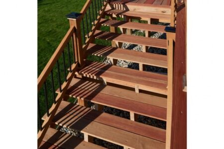 Ready Made Outdoor Steps