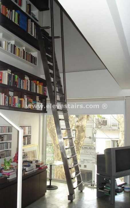 Most Creative Sliding Stairs Design Picture 791