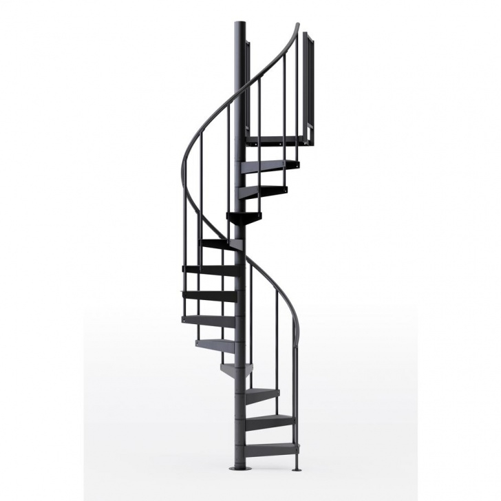 Most Creative Spiral Staircase Railing Picture 467