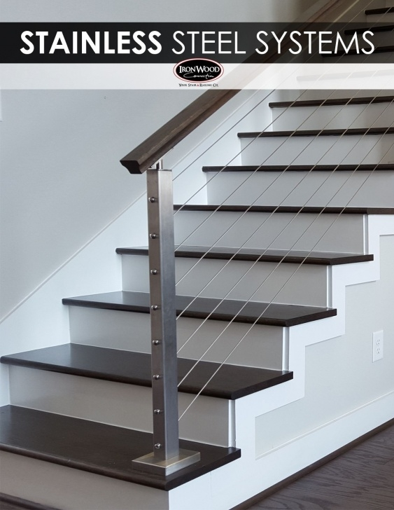 Most Creative Stair Rail System Image 678