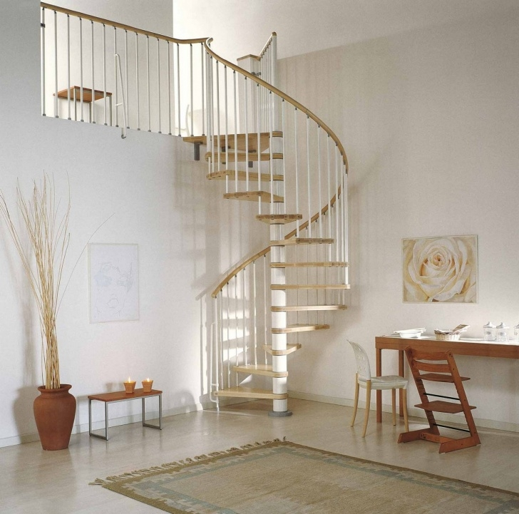 Most Creative Wooden Spiral Staircase Image 659