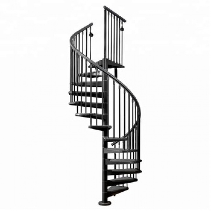 Most Perfect Aluminum Spiral Staircase Picture 908