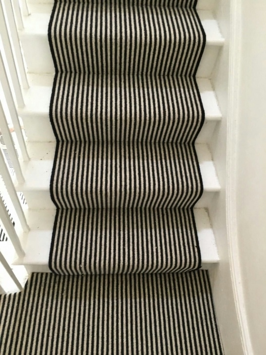 Most Perfect Black And White Stair Runners Image 290