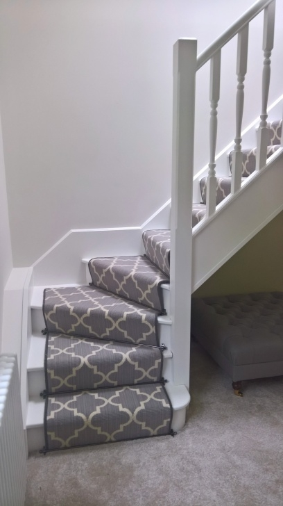 Most Perfect Grey Stair Runners Image 393