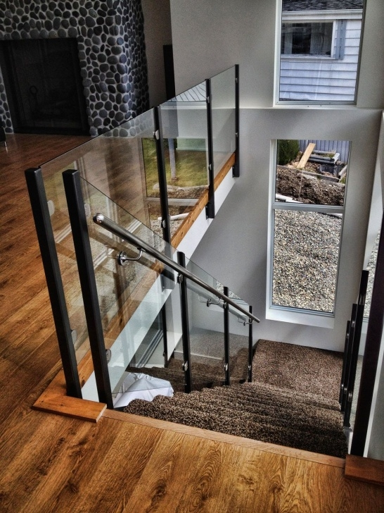 Most Perfect Indoor Glass Railing Image 826