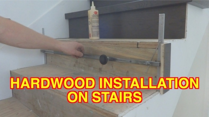 Most Perfect Installing Hardwood On Stairs Image 443