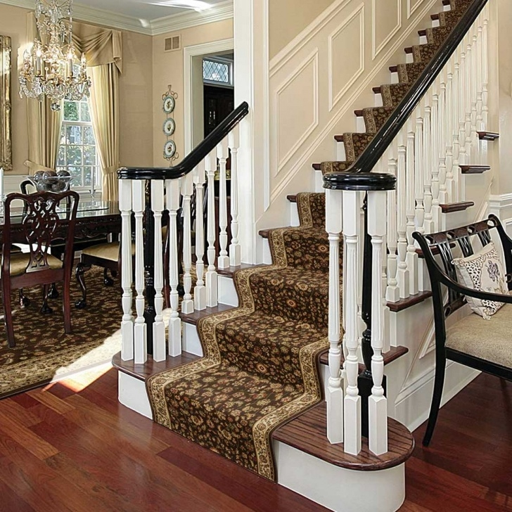 Most Perfect Installing Stair Runners Image 969