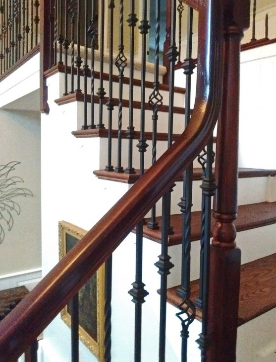 Most Perfect Iron Balusters Design Photo 375