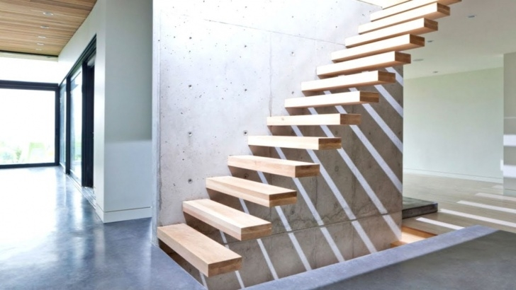 Most Perfect Modern Staircase Design Image 854