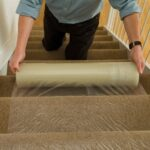 Most Perfect Protecting Carpet On Stairs Picture 799