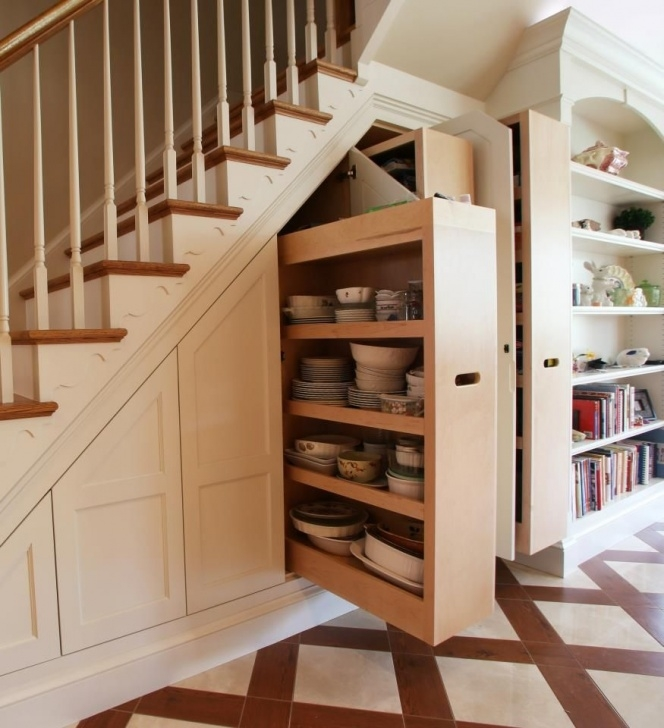 Most Perfect Stairs With Cabinet Design Image 185