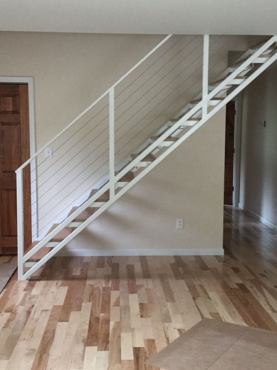 Most Perfect Steel Pan Stair Photo 105