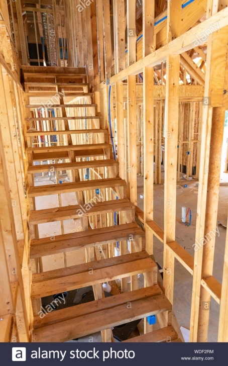 Most Perfect Wood Stair Construction Image 451