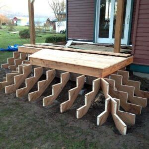 Building Deck Steps With Stringers