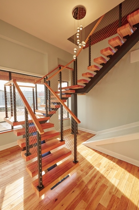 Most Popular Floating Wood Stairs Image 622