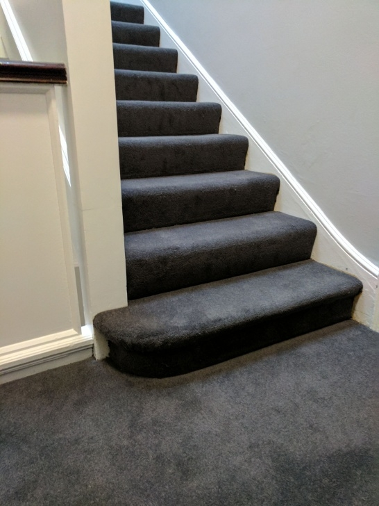 Most Popular Grey Carpet Stairs And Landing Photo 161