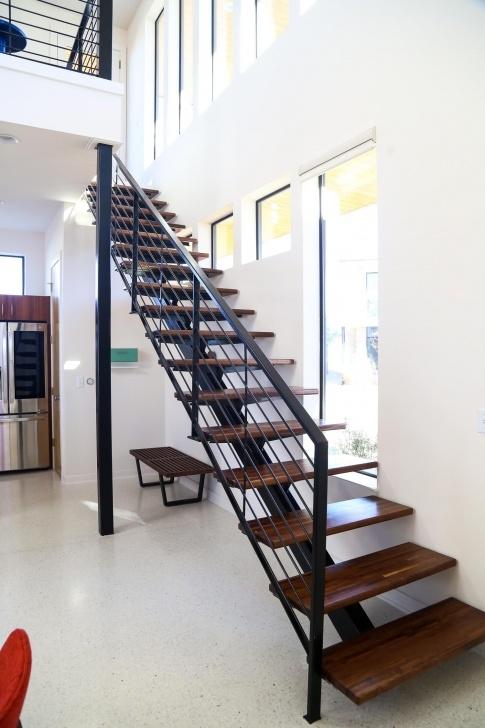 Most Popular Mid Century Modern Stairs Photo 815