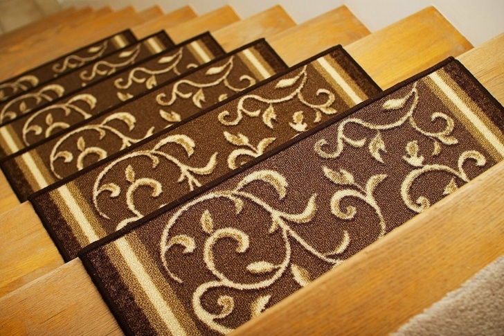 Most Popular Non Slip Stair Treads Carpet Image 820