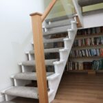 Most Popular Open Stairs Carpet Image 978