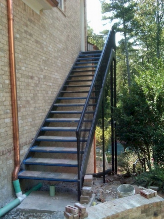 Most Popular Outside Metal Stairs Picture 146