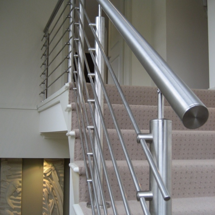 Most Popular Stainless Steel Stair Handrail Picture 448