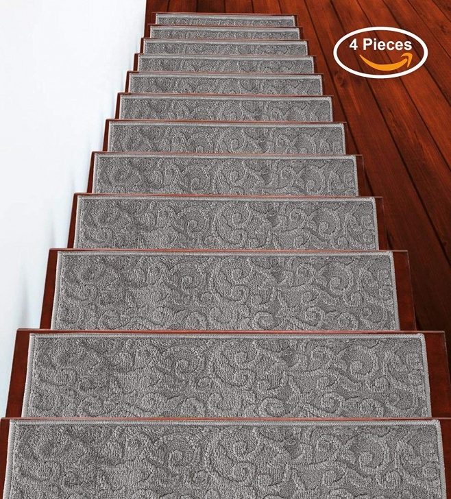 Most Popular Stair Treads For Carpeted Steps Image 632