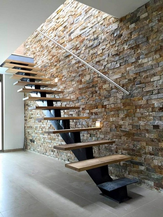 Most Popular Staircase Stone Design Image 283