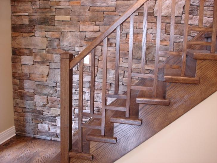Most Popular Wooden Handrail Design Photo 293