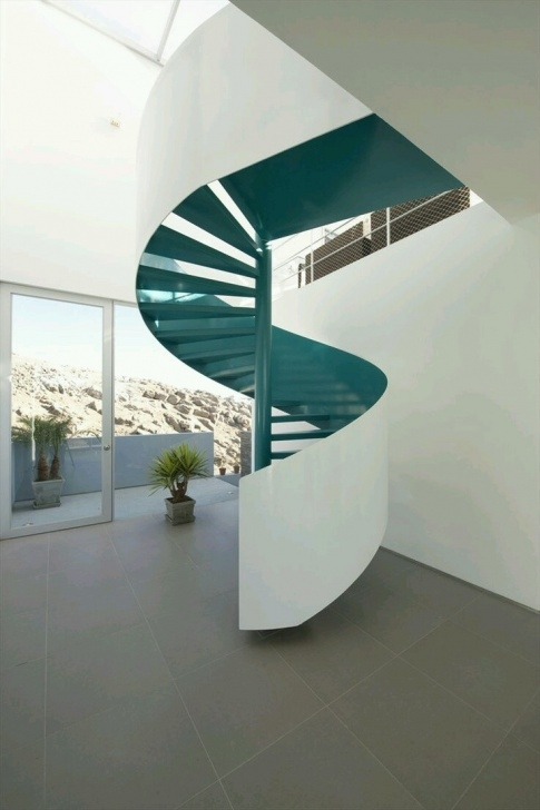 Outstanding Archicad Spiral Stair Image 113