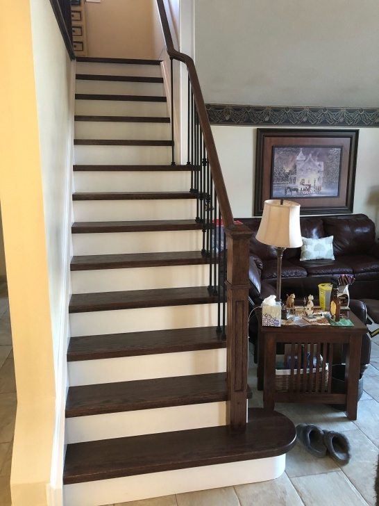 Outstanding Engineered Hardwood Stairs Picture 955