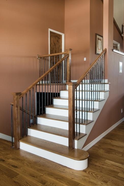 Outstanding Inside Stair Railings Photo 392