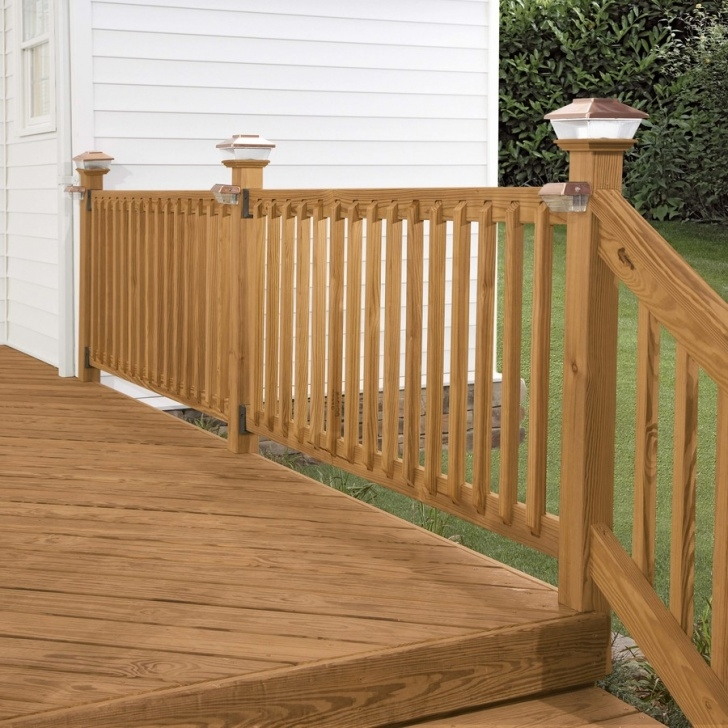 Outstanding Lowes Wood Handrail Photo 734