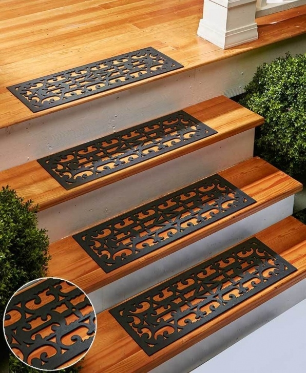 Outstanding Outdoor Rubber Stair Treads Image 117