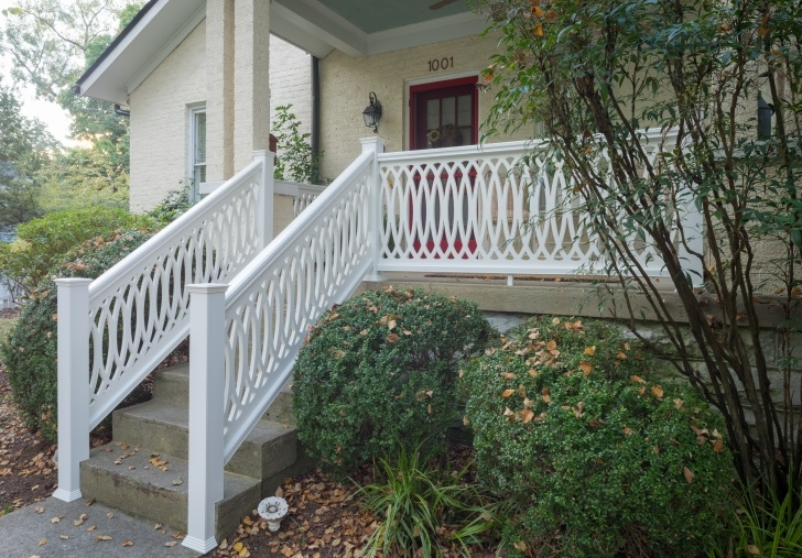 Outstanding Pvc Stair Railing Image 745