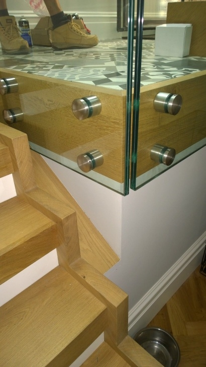 Outstanding Stair Handrail Fixings Picture 627