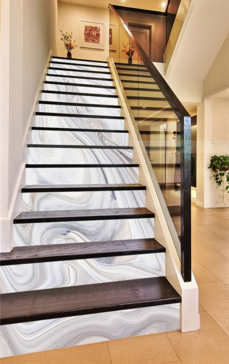 Outstanding Stair Tiles Design Picture 144
