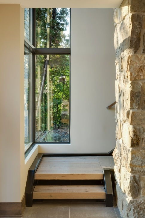 Outstanding Staircase Landing Window Designs Photo 643